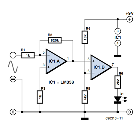 Simple Blinking LED Circuit moreover 555 Timer Led Flasher Circuit Electronic Project L41279 in addition 2013 12 01 archive also 555 Blinking Led Schematic in addition The Circuit Schematic Diagram Of 100 Watt Audio  lifier With Mosfet. on circuit diagram for led blinking 4