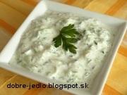 Tzatziki - recept