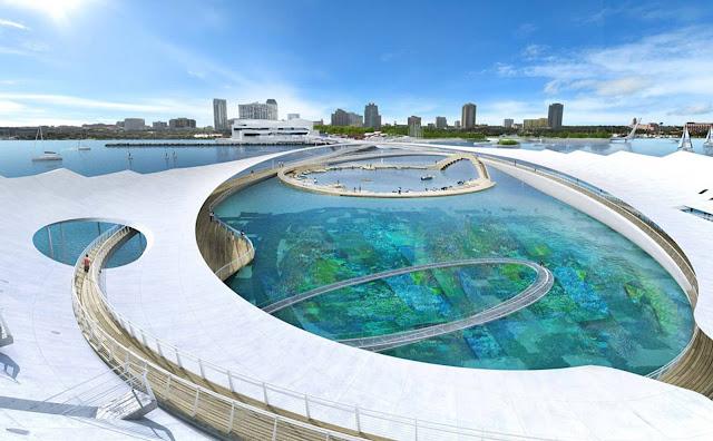 04-St-Petersburg-Pier por Michael-Maltzan-Architecture
