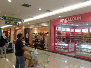 Pengguna Bijak Malaysia TAHU PRODUK TERBAIK BERADA DI RY SALOON NUPREP100 US patent