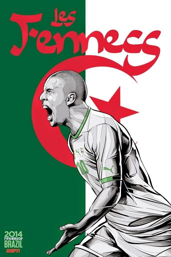 Algeria Team FIFA 2014