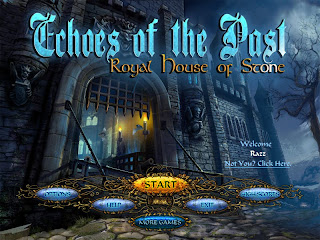 Echoes of the Past (1): Royal House of Stone [FINAL]