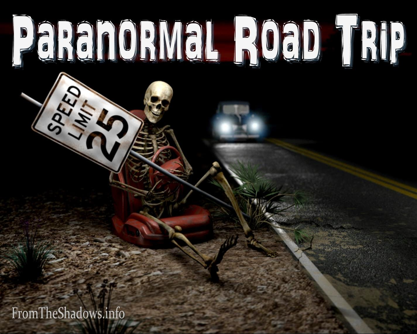 Paranormal Road Trip: Washington D.C. with R.S. Belcher