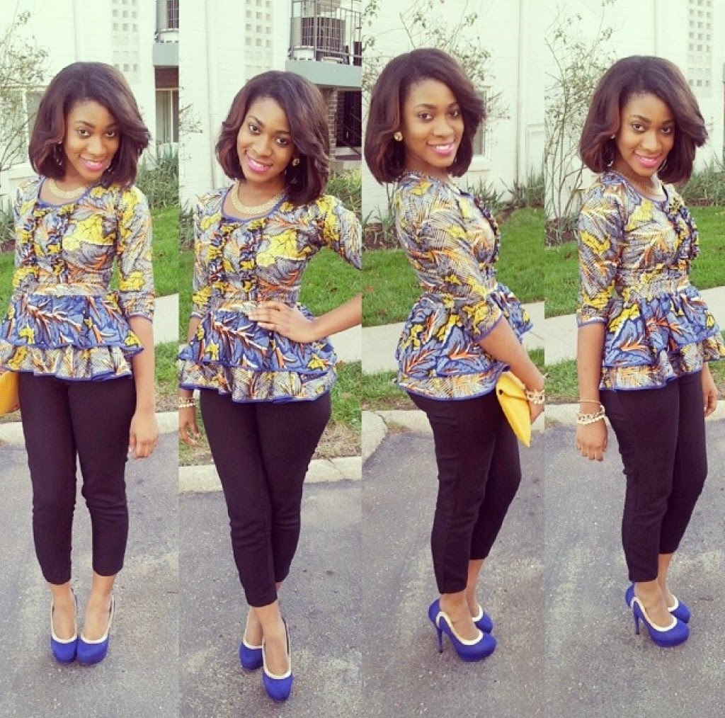 20 Latest Ankara Style You Can Try Titiloye Timothy 39 S Blog
