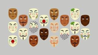 Downloadable masks