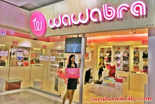 Wawabra @ Berjaya Times Square, Wawabra, Berjaya Times Square, lingerie, bra, panty,