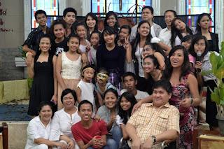 Ang Bunga Casts Photo
