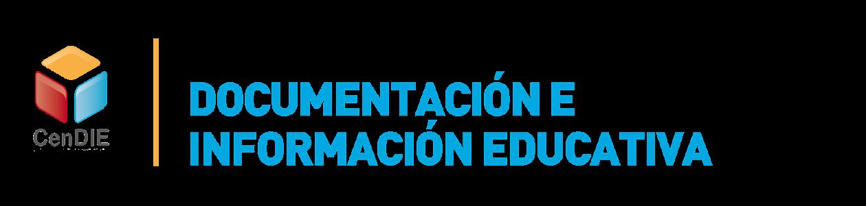 CENTRO DE DOCUMENTACION E INFORMACION EDUCATIVA