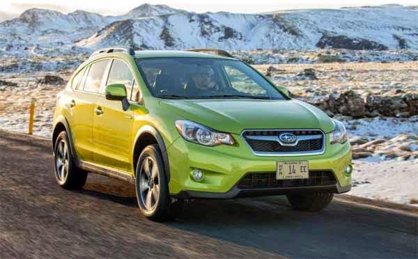 2015 Subaru Crosstrek XV Hybrid Review Canada