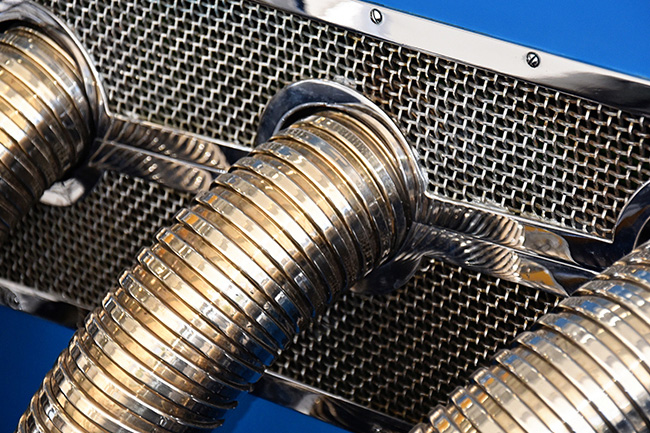 Duesenberg engine