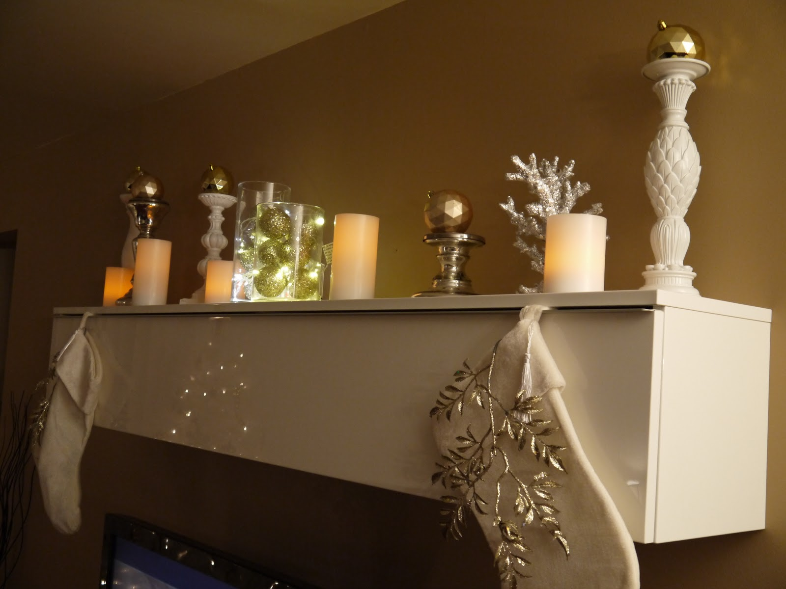 smartsy and artsy christmas decorations