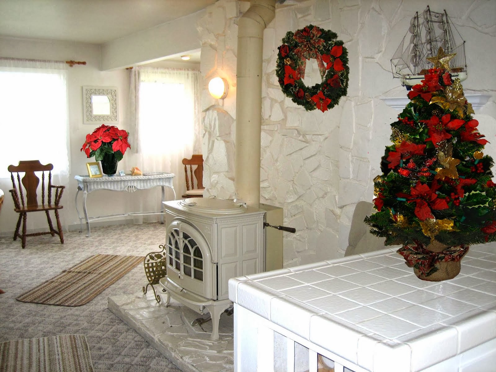 Christmas at Ocean Rose Cottage