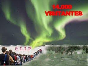 14.000 VISITANTES