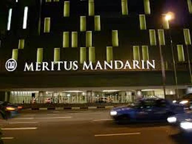 Kenyamanan di Meritus Mandarin Hotel Singapore