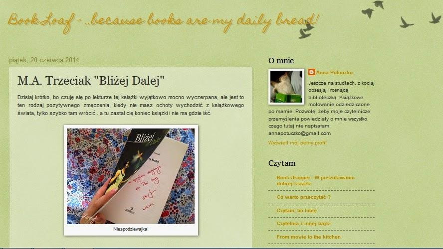 http://book-loaf.blogspot.com/2014/06/ma-trzeciak-blizej-dalej.html