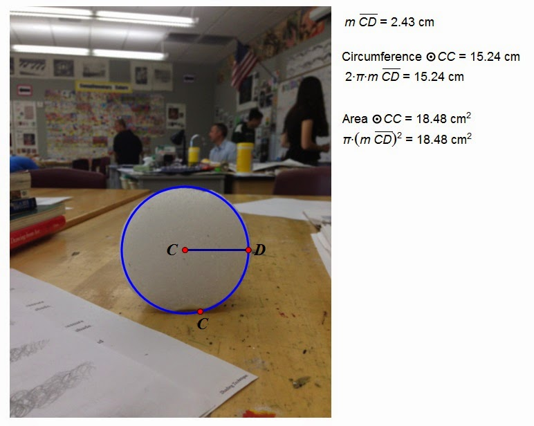 how to find the circumference of a cone