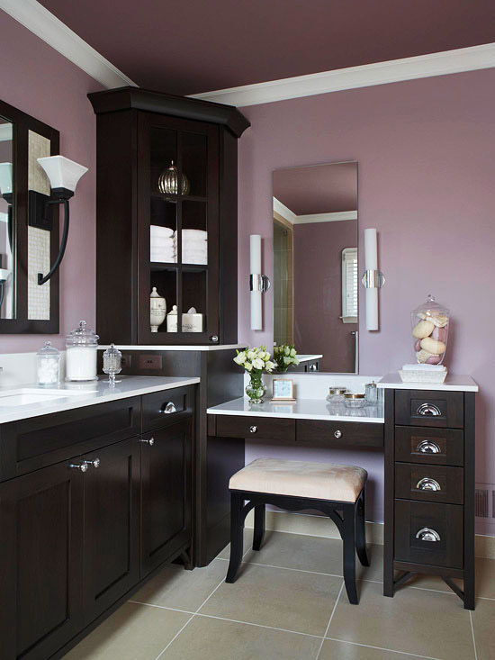 Sure fit slipcovers the fifth wall painted ceilings for Bathroom ceiling color
