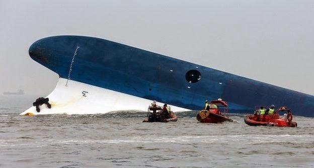 Latest Updates Of South Korea Ferry Sinking Titanic