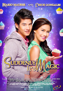 Suddenly It's Magic Official Poster