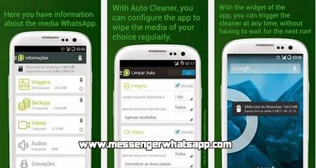 Limpia y elimina archivos con Clean WhatsApp