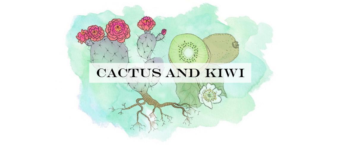 Cactus & Kiwi
