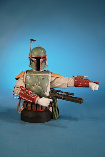 Gentle Giant ROTJ Boba Fett SDCC 2013 Exclusive Bust