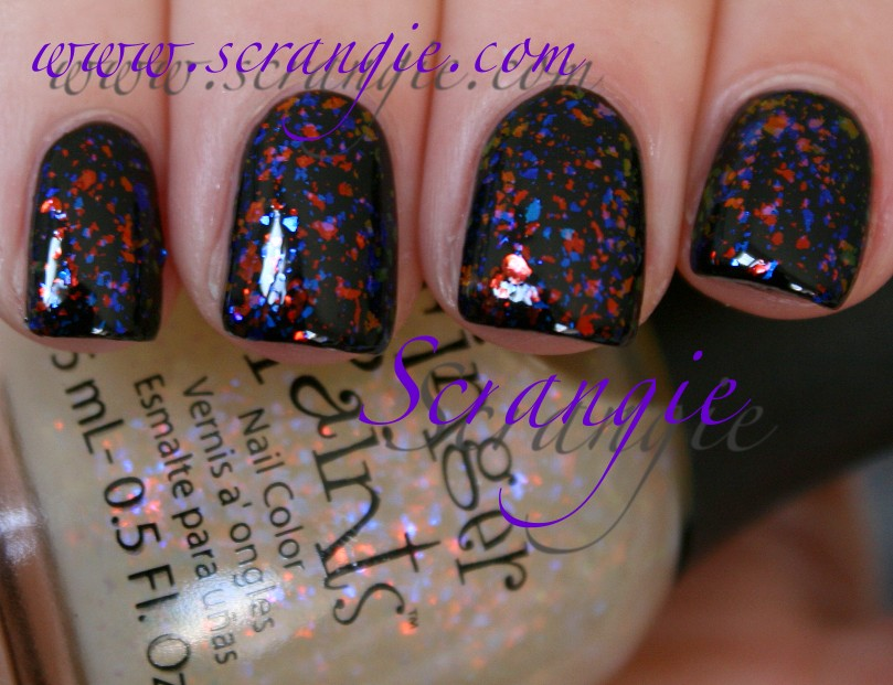 Scrangie: Finger Paints Special Effects Flake Glitter Topcoat ...