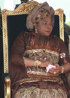 patience jonathan mother dead