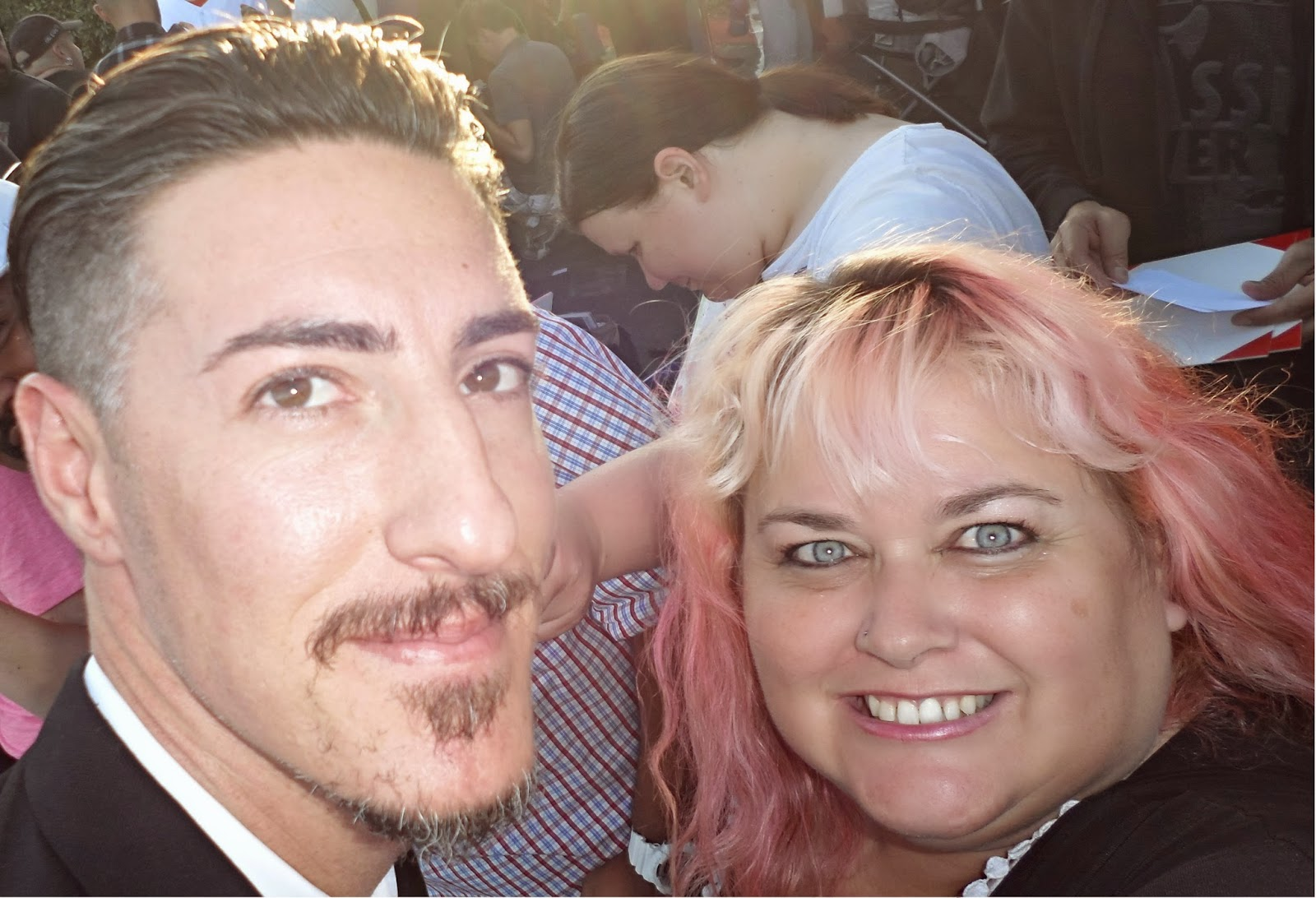 Eric Balfour Wedding Eric Balfour is Super Nice