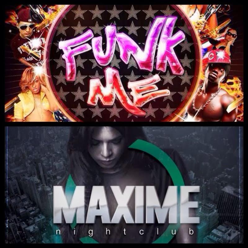 FUNK ME & MAXIME NIGHT CLUB el SÁBADO 8 DE MARZO (661818403)