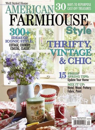 Farmhouse Musings American Farmhouse Style Magazine Is On