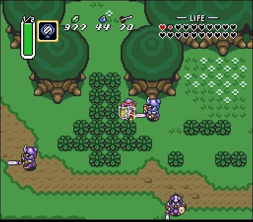 Superphillip central the legend of zelda a link to the past snes and using the magic mirror where the cliff stood in the light world link can transport himself to the light world and find himself standing atop the aloadofball Gallery