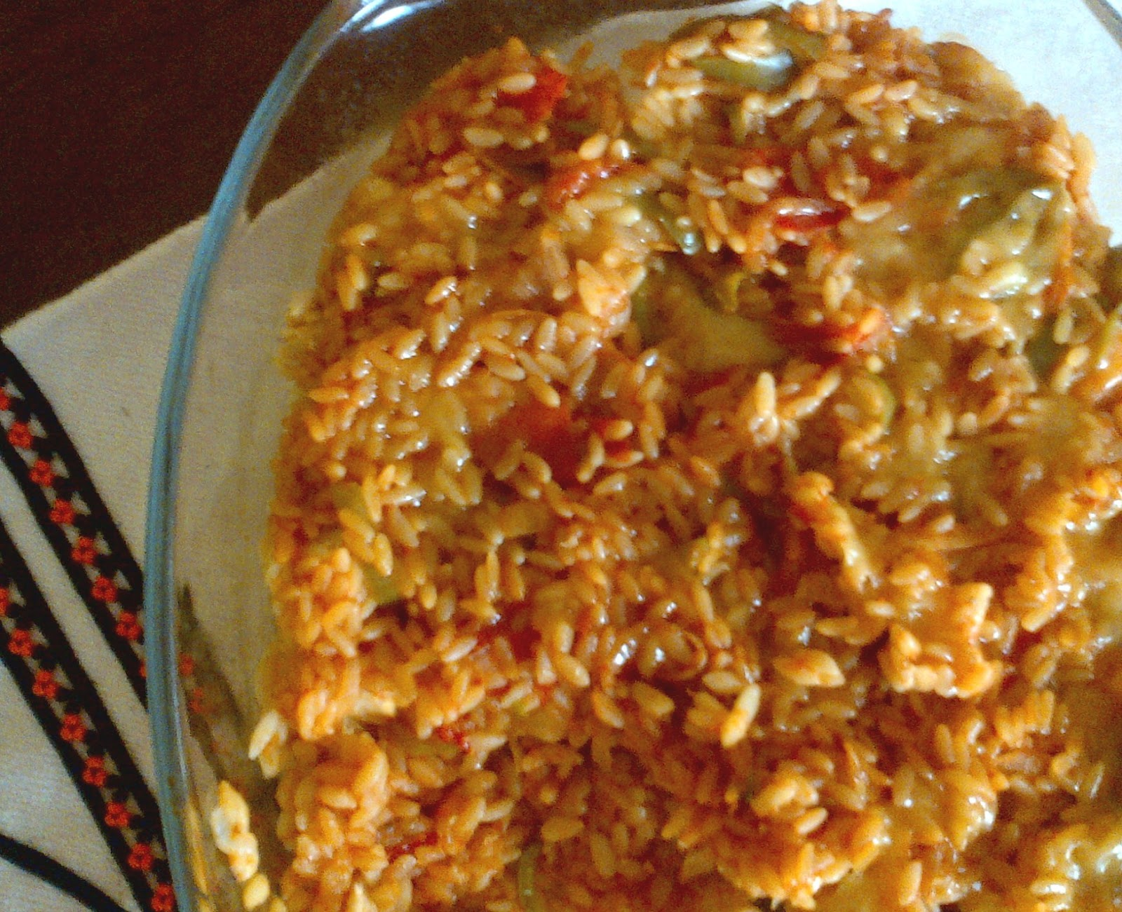 The egyptian factor orzo and chicken casserole lissan asfour orzo pasta is called lissan asfoor in egypt which literally means birds tongue orzo is one of the national favorites in egypt and is used in casseroles forumfinder Gallery