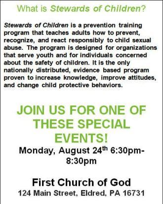 8-24 Darkness To Light End Child Sexual Abuse