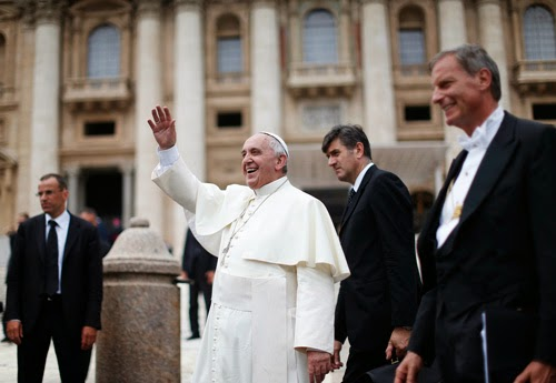Pope Francis visit in the Philippines set to January 15 to 19