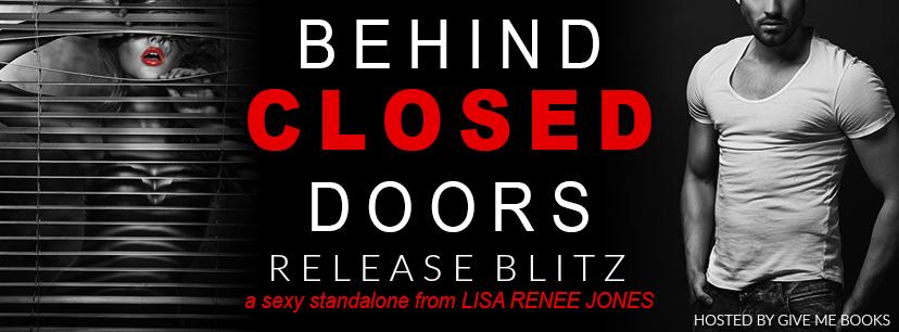 Behind Closed Doors Release Blitz