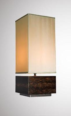 Cristina Square Table Lamp
