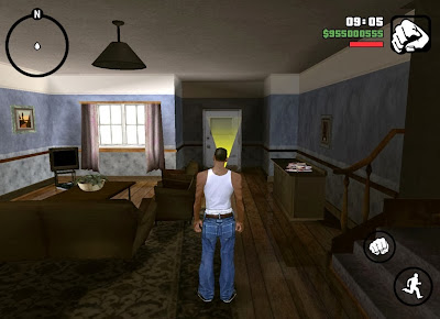Grand Theft Auto: San Andreas Hack