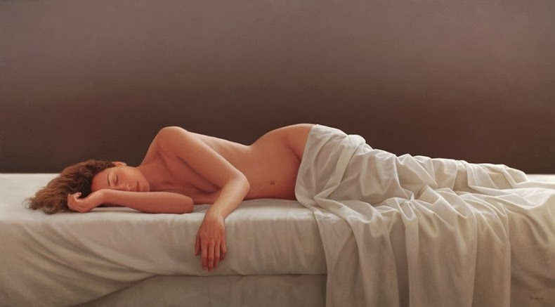 hyper-realistic paintings