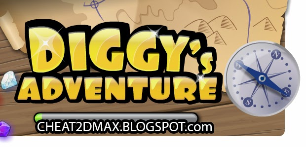Diggy's Adventure on facebook