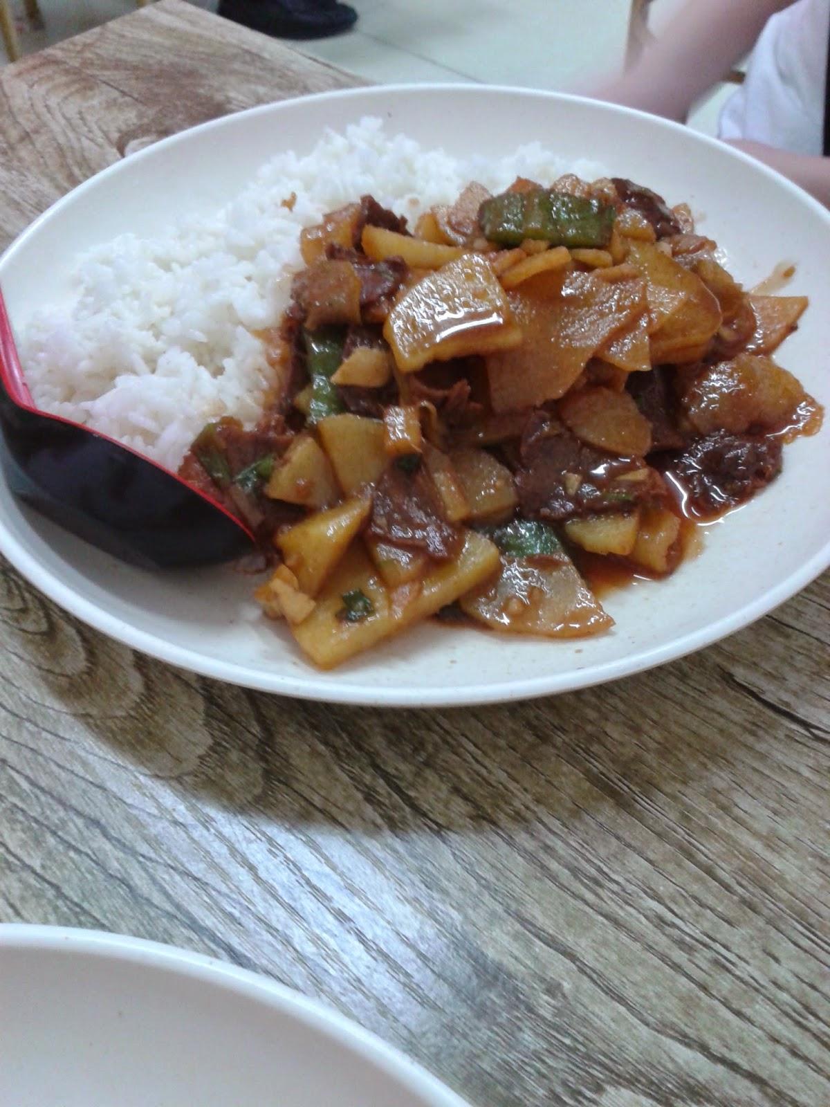 Pan Fried Nian Gao Recipe (New Year Cake) 傳統香煎年糕