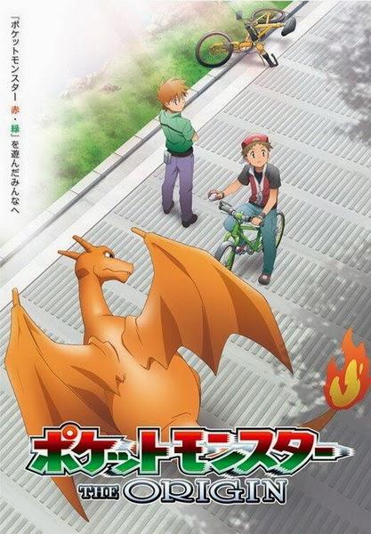 Pokemon: The Origin [Ovas] [4/4] [Sub Español] [MEGA]