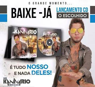 Igor Kannário CD O Escolhido Verão 2015