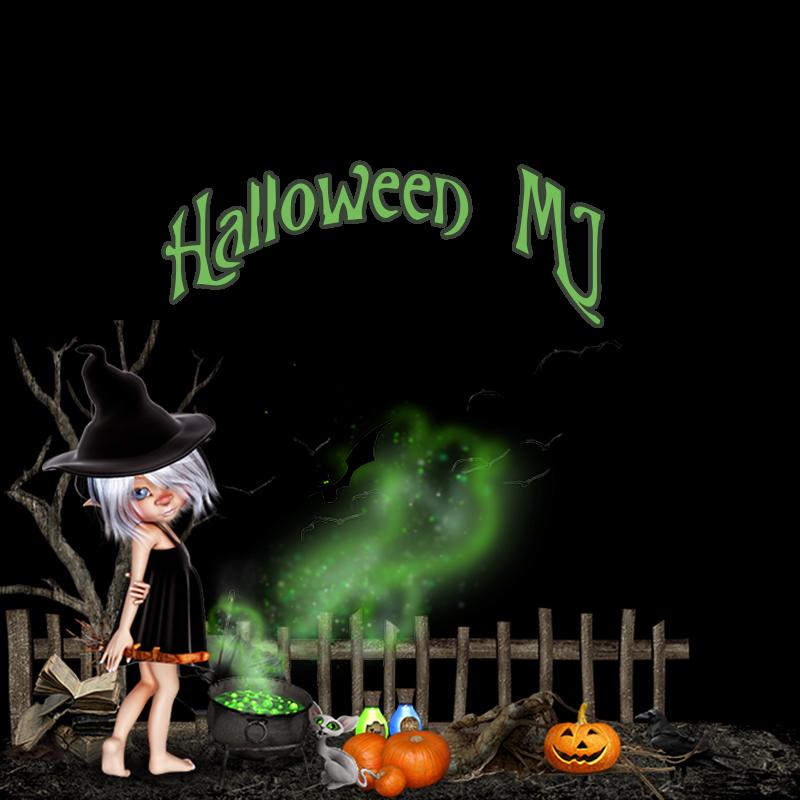 Halloween MJ