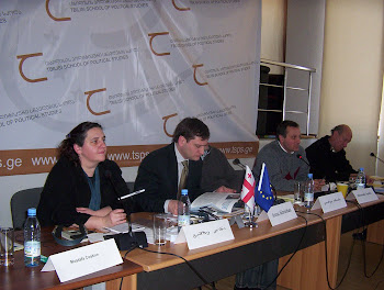 Tbilisi School of Political Studies-Seminer : 8-10 Aralık 2006, Bakuriani/Gürcistan