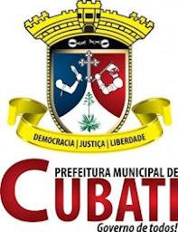 PREFEITURA DE CUBATI