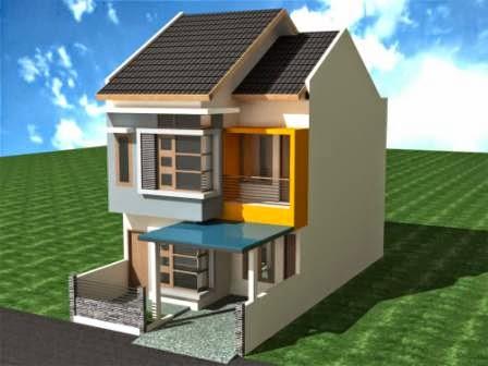 Desain Rumah Minimalis 2 Lantai, desain rumah terbaik
