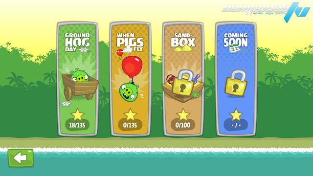 Bad Piggies PC Full EXE Descargar 1 Link 2012