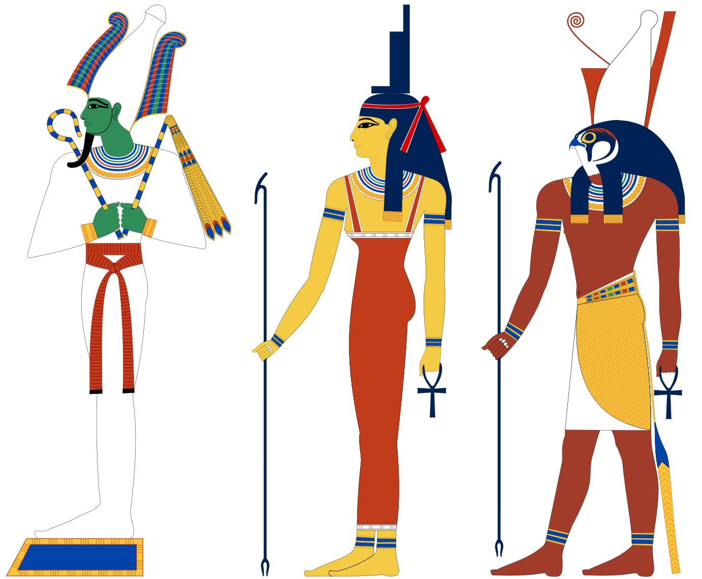 Historia de Egipto dios sexo