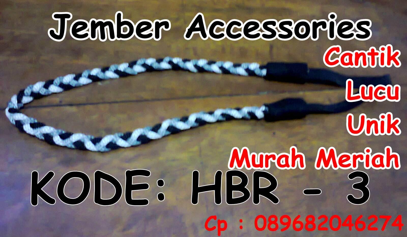Headband Kode Hbr Warna Sesuai Pemesanan Pcs